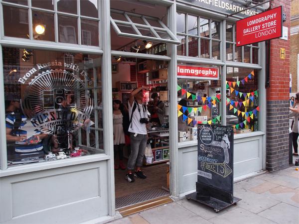 東倫敦 Lomography Gallery Store