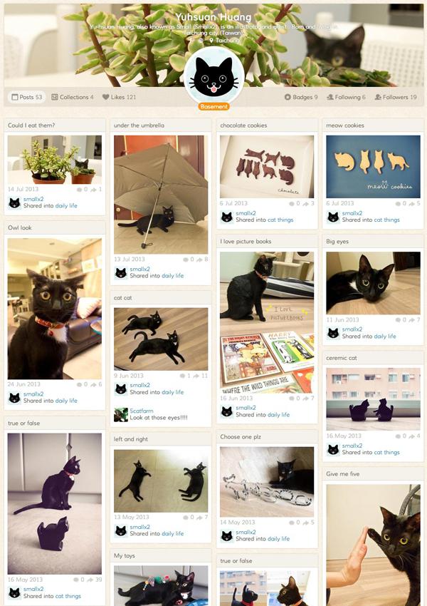 Catmoji 網路貓咪專屬頻道