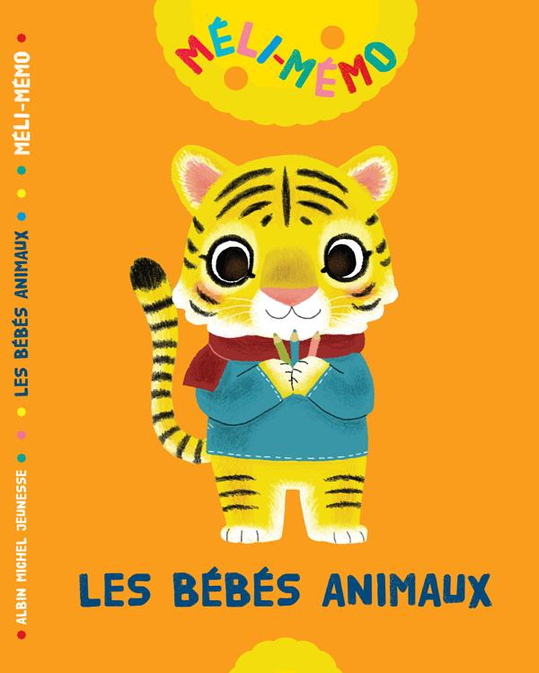 動物寶寶繪本遊戲書 LES BÉBÉS ANIMAUX