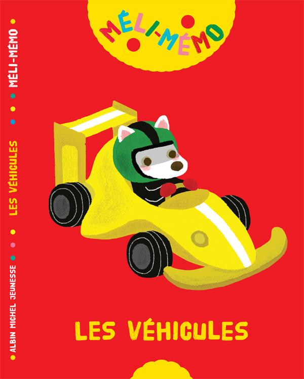 交通工具繪本遊戲書 LES VÉHICULES