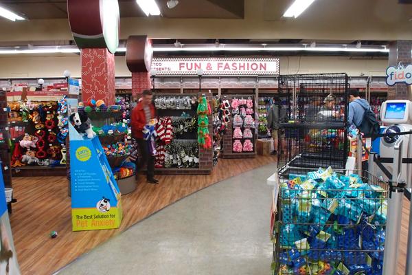 紐約聯合廣場 Petco寵物用品店與KittyKind貓咪領養區