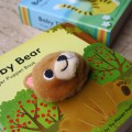 Baby Bear  finger puppet book 小熊寶寶手指玩偶書
